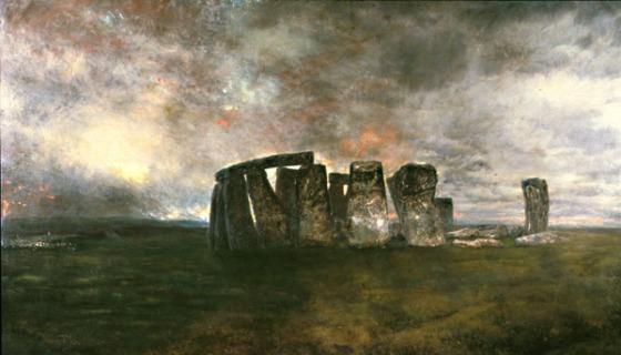 Henry_Mark_Anthony._Stonehenge
