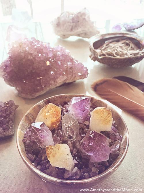 crystal garden june