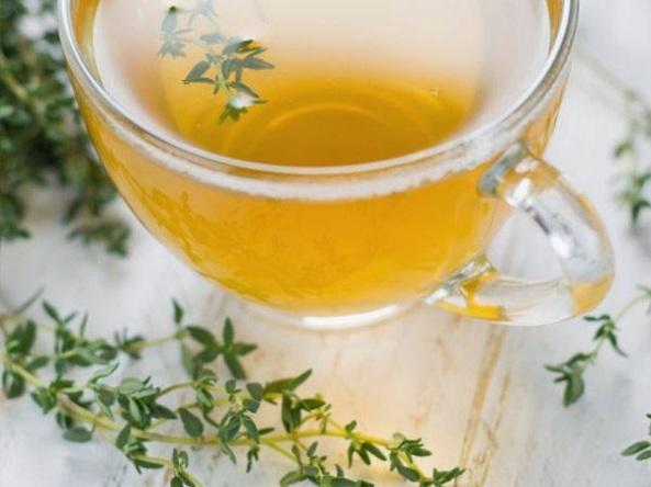 thyme-tea