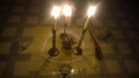 Consecration of the Thurible