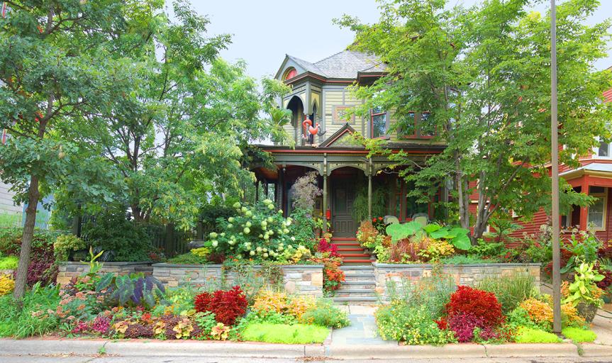 Victorian Gardens Colonial Gardens Medieval Gardens GrannyMoons