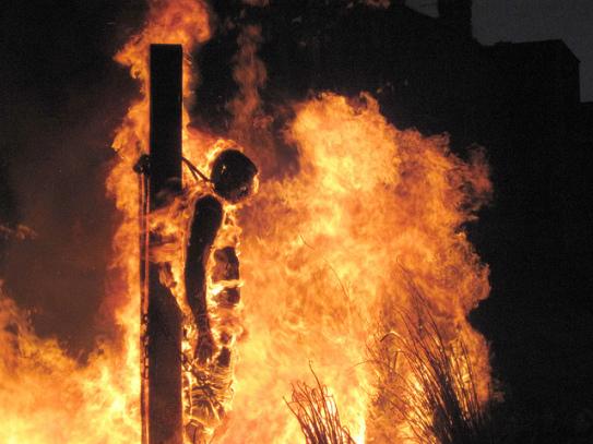burning-at-stake