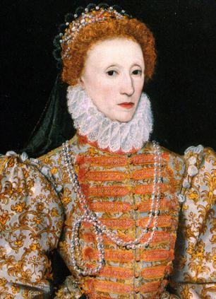 Painting of Queen Elizabeth I of England Elizabeth 1_original.j