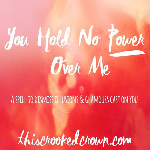 You Hold No Power Over Me by This Crooked Crown