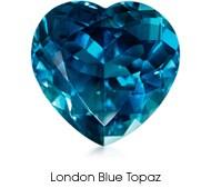 London Blue Topaz