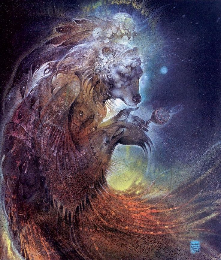 bear animal totem
