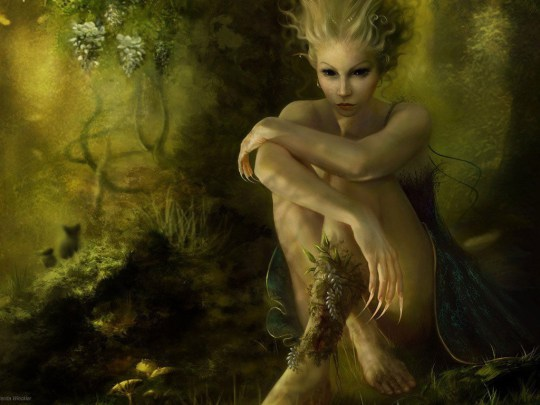 fairy alien
