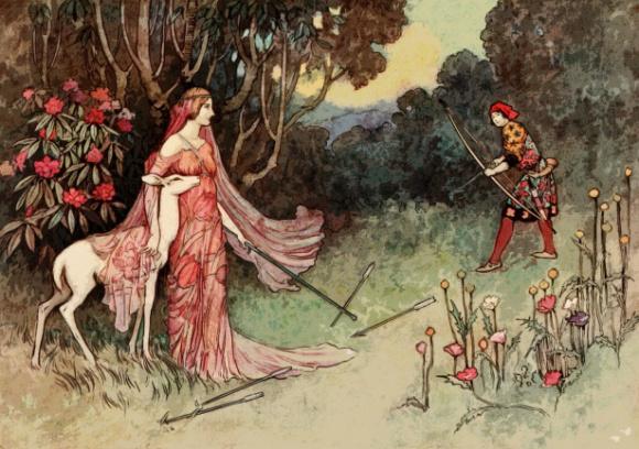 fairy robin hood