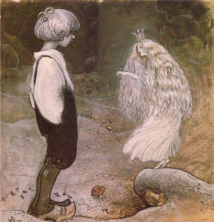 fairy-talking