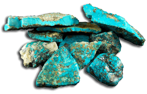 morenci-turquoise-rough