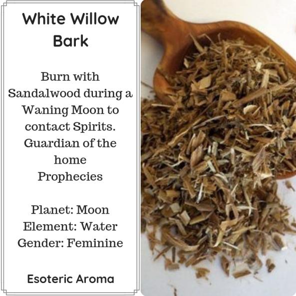 White Willow Bark